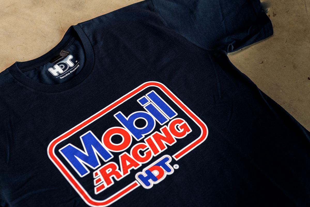 HDT mobil racing tee