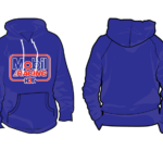 Limited edition retro mobil HDT Racing Hoodie